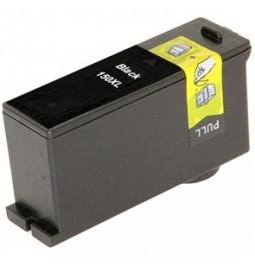 Cartucho de tinta compatible para Lexmark 150XL Negro