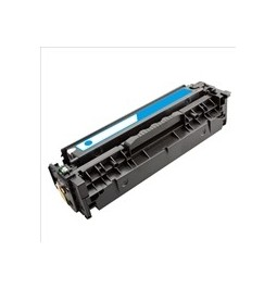 Tóner compatible para HP CF381A Cian (312A)