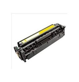 Tóner compatible para HP CF382A Amarillo (312A)