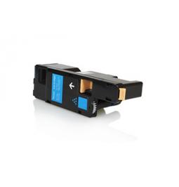 Tóner compatible para DELL 1250/1350 Cian