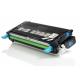 Tóner compatible para DELL 2145cn Cián