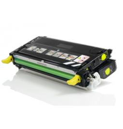 Tóner compatible para DELL 3130cn Amarillo