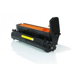 Tambor compatible para OKI C5600/5650/5700/5750/5800/5850/5900/5950 Amarillo