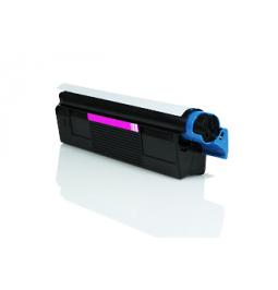 Tóner compatible para OKI C5100 Magenta