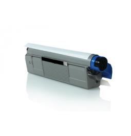 Tóner compatible para OKI C5850/5950 Negro