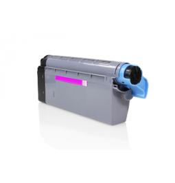 Tóner compatible para OKI C710/711 Magenta