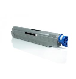 Tóner compatible para OKI C9600/9650 Negro