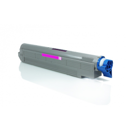 Tóner compatible para OKI C9600/9650 Magenta