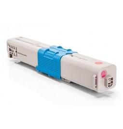 Tóner compatible para OKI C510/530 Magenta