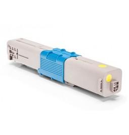 Tóner compatible para OKI C510/530 Amarillo