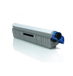 Tóner compatible para OKI C801/821 Negro
