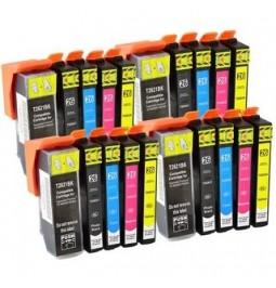 EPSON 26XL Pack de 20 cartuchos de tinta compatibles
