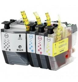 BROTHER LC3219XL Pack de 4 cartuchos compatibles