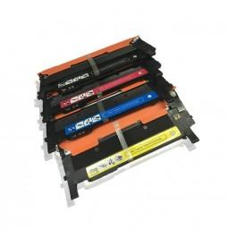 Pack de 4 toners compatibles para Samsung K404/C404/M404/Y404