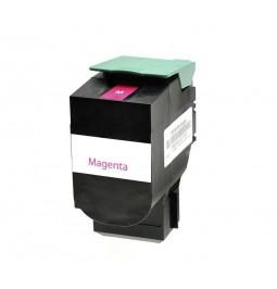 Tóner compatible para Lexmark CS310 Magenta