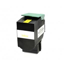 Tóner compatible para Lexmark CS310 Amarillo