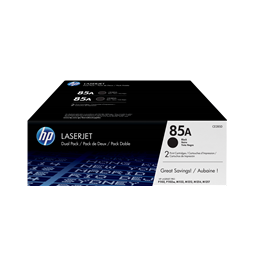 HP 85A - Pack de 2 toners de la marca HP (CE285AD)