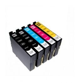EPSON T603XL Pack de 5 Cartuchos compatibles