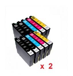EPSON T603XL Pack de 20 Cartuchos compatibles