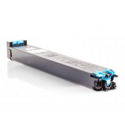 Toner compatible para SHARP DX2500 DX2000 Cian DX25GTCA / DX-25GTCA 7.000 páginas