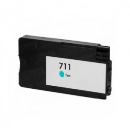 Cartucho de tinta compatible para HP CZ130A (HP 711)