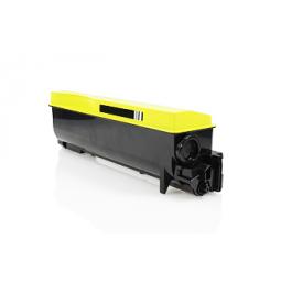 Tóner compatible para Kyocera TK-570Y