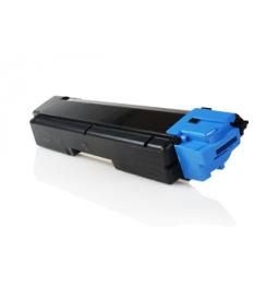 Tóner compatible para Kyocera TK-580C