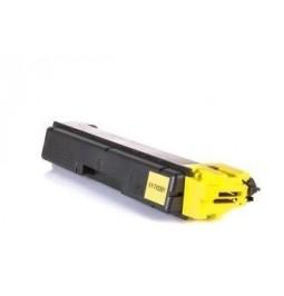 Tóner compatible para Kyocera TK-590Y