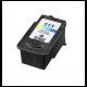 Cartucho de tinta compatible para Canon CL-513