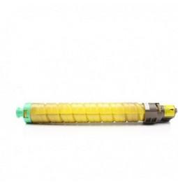 Tóner compatible para Ricoh SP-C811 Amarillo