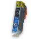 Cartucho de tinta compatible para Canon CLI8C