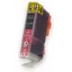Cartucho de tinta compatible para Canon CLI8M