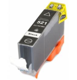 Cartutx de tinta compatible per a Canon CLI-521BK