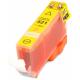 Cartutx de tinta compatible per a Canon CLI-521Y