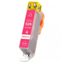 Cartucho de tinta compatible para Canon CLI-526M