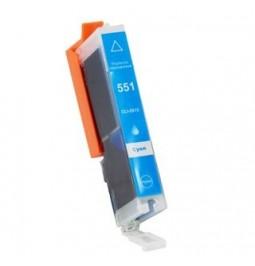 Cartucho de tinta compatible para Canon CLI551CXL