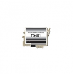 Cartucho de tinta compatible para Epson T0481
