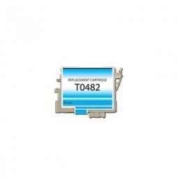 Cartucho de tinta compatible para Epson T0482