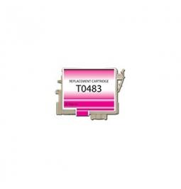 Cartucho de tinta compatible para Epson T0483