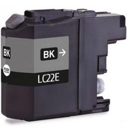 Cartutx de tinta compatible per a Brother LC22EBK