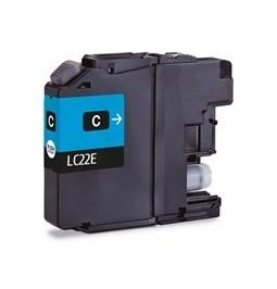 Cartutx de tinta compatible per a Brother LC22EC