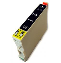 Cartucho de tinta compatible para Epson T0551