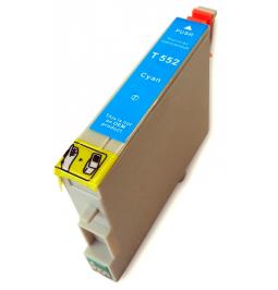 Cartucho de tinta compatible para Epson T0552