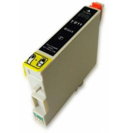 Cartucho de tinta compatible para Epson T0611