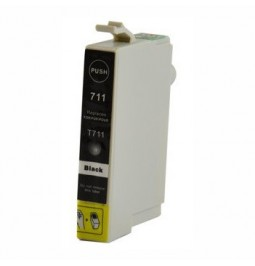 Cartucho de tinta compatible para Epson T0711
