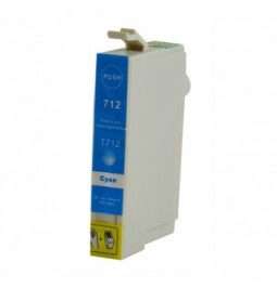 Cartucho de tinta compatible para Epson T0712