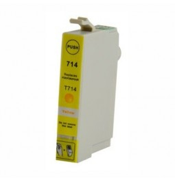 Cartucho de tinta compatible para Epson T0714