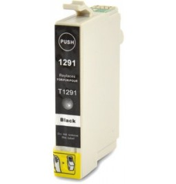 Cartucho de tinta compatible para Epson T1291