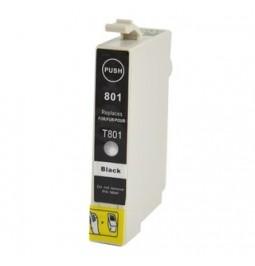 Cartucho de tinta compatible para Epson T0801