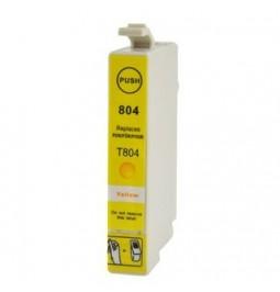 Cartucho de tinta compatible para Epson T0804